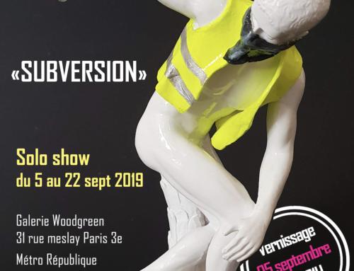 Subversion by Juliette Teal: des créations symboliques, provocantes et décalées !
