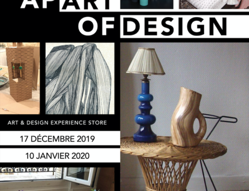 Apart of design – Art & Design Experience Store